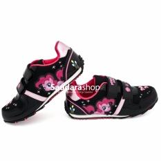 Promo Disney Little Pony Sepatu Anak Little Pony 26 35 Hitam Pink Sepatu Anak Tk