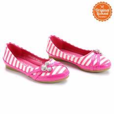 Beli Disney Minnie Mouse Flat Shoes Fuchia Secara Angsuran