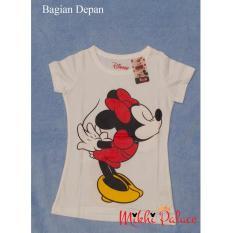 Harga Disney Original Kaos Disney Mickey Minnie White Satu Set