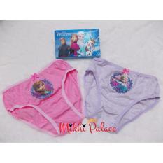 Disney Original - Underwear Anak (2 Pcs) - Frozen II (Purple & Pink)