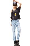 Jual Beli Tertekan Tinggi Ikat Pants Jeans Cowok Internasional Internasional Di Tiongkok