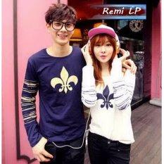 Distributor Baju Online - Kemeja Couple Murah - Baju Couple Remi LP