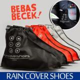 Perbandingan Harga Distributor Jas Sepatu Cover Shoes Mantel Hujan Anti Air Funcover Cosh Di Dki Jakarta