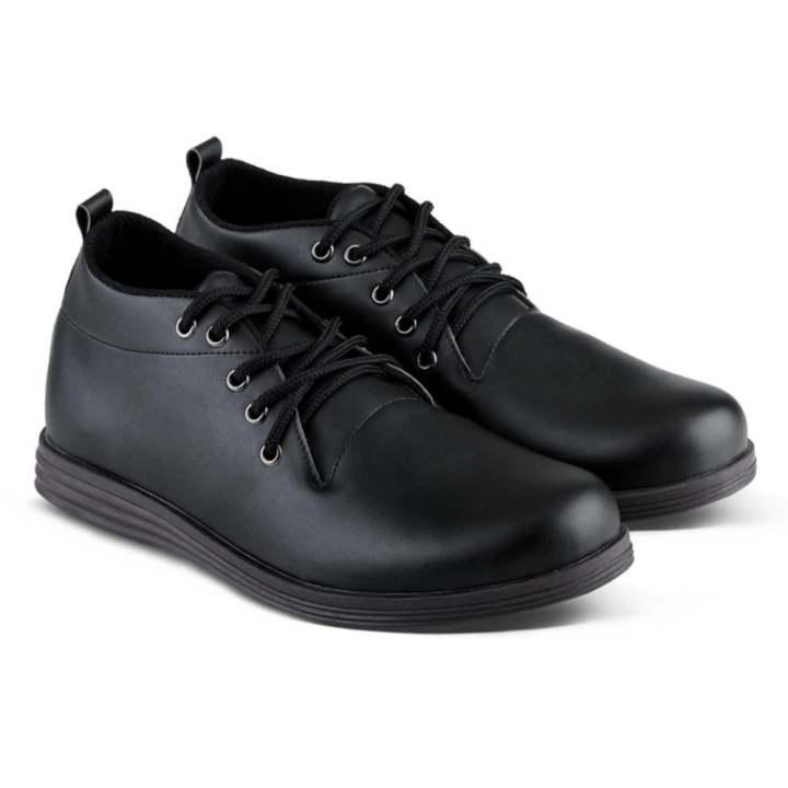 Distro Bandung VR 065 Sepatu Formal Casual Pria Kulit