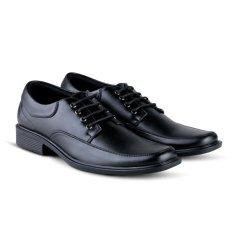 Jual Sepatu Vr 394 Sepatu Formal Pria Untuk Kerja Kantor Hitam Di Bawah Harga