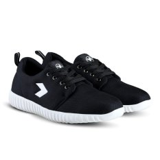 Sepatu VR 409 Sepatu Kets Sneakers dan Kasual Pria - Hitam