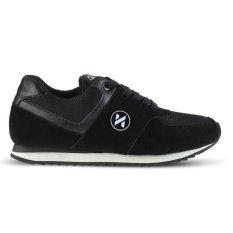 Distro DS 426 Sepatu Sneakers Anak Laki Perempuan untuk sekolah, jalan, santai, olahraga, joging - Hitam