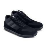 Jual Distro Ds 483 Sepatu Boots Sneakers Dan Kasual Pria Untuk Jalan Santai Sekolah Kerja Hitam Jawa Barat