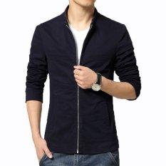 Spesifikasi Distro Fashion Jas Blazer Jaket Pria Casual Kantor Hitam Murah Berkualitas