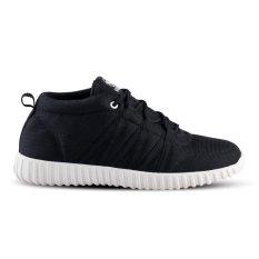 Beli Distro Vd 403 Sepatu Sneakers Kets Dan Kasual Pria Hitam Online Murah