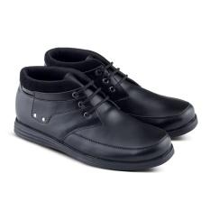 Sepatu Boot Pria V 488 Sepatu Boots Formal Pantofel Pria Untuk Kerja dan Kantor Bahan Tasmania Harga Murah Berkualitas