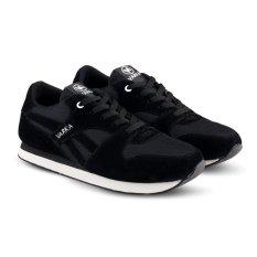 Sepatu VDB 438 Sepatu Sneakers Kets dan Kasual Anak bisa untuk Sekolah dan Olahraga - Hitam
