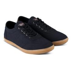 Sepatu VDB 461 Sepatu Sneaker kets dan Kasual Pria utk santai, jalan, kuliah, kerja, sekolah - Hitam