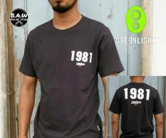 Distro/Kaos/Baju/T-Shirt/1996 GREENLIGHT