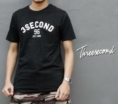 Distro/Kaos/Baju/T-Shirt/3Second 96