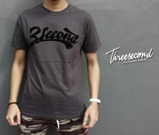 Distro/Kaos/Baju/T-Shirt/3SECOND FLOCKING SERIES