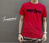 Toko Distro Kaos Baju T Shirt 3Second Flocking Series Greenlight One Tshirt Online