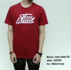Distro/Kaos/Baju/T-Shirt/3SECOND MCMICVI