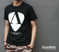 Distro/Kaos/Baju/T-Shirt/A-SERIES GreenLight