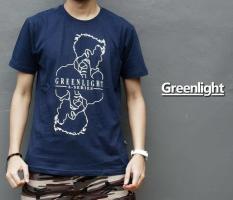 Distro/Kaos/Baju/T-Shirt/Ariel Series GREENLIGHT