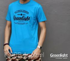 Distro/Kaos/Baju/T-Shirt/AUTHENTIC ORIGINAL GREEN 1996 LIGHT FLOCKING