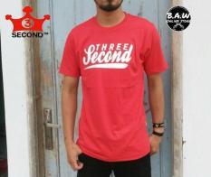 Distro/Kaos/Baju/T-Shirt/BRAND 3SECOND