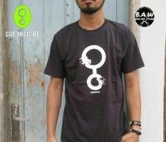 Distro/Kaos/Baju/T-Shirt/BRAND GREENLIGHT LOGO