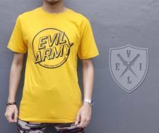 Distro/Kaos/Baju/T-Shirt/EVIL ARMY