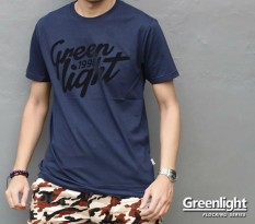 Distro/Kaos/Baju/T-Shirt/GREEN 1996 LIGHT FLOCKING SERIES