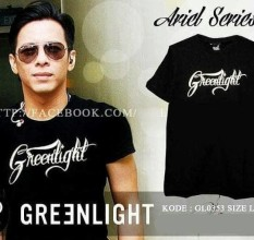 Distro/Kaos/Baju/T-Shirt/GREENLIGHT ADISI ARIEL