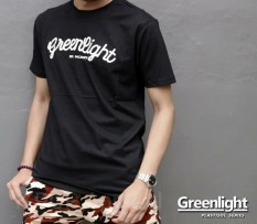 Distro/Kaos/Baju/T-Shirt/GREENLIGHT FLOCKING SERIES