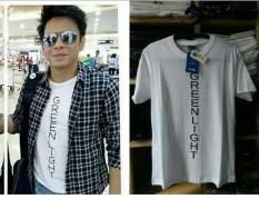 Distro/Kaos/Baju/T-Shirt/GREENLIGHT VERTIKAL SERIES