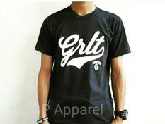 Distro/Kaos/Baju/T-Shirt/GRLT GREENLIGHT FLOCKING SERIES