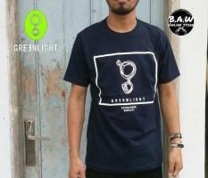 Distro/Kaos/Baju/T-Shirt/LOGO GREENLIGHT GRLT