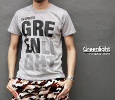 Distro/Kaos/Baju/T-Shirt/NEW GRLT GREENLIGHT