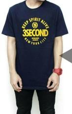 Distro/Kaos/Baju/T-Shirt/NEW YORK CITY 3SECOND