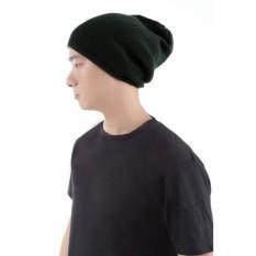 Divajaya shop-Topi cupluk pria/wanita-hitam