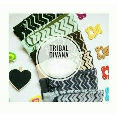 Divana Kaos kaki Tribal (1set=6 pasang warna random)
