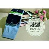 Toko Divana Kaoskaki Telapak Premium 1 Set 6 Pasang Warna Random Online Di Jawa Barat
