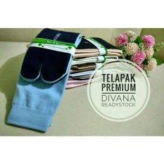 Divana Kaoskaki Telapak Premium 1 Set 6 Pasang Warna Random Jawa Barat Diskon 50