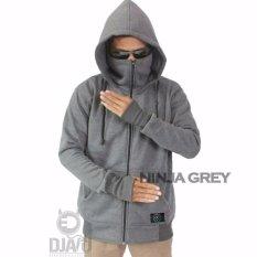 Perbandingan Harga Djavu Jaket Hoodie Ninja Abu Abu Djavu Di Jawa Barat