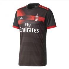 DMXS - Jersey Bola AC Milan Third 3rd Shirt 2017 - 2018