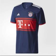 Dmxs Jersey Bola Bayern Munchen Away 2017 2018 Asli