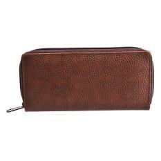 Harga Dnc Leather Goods 01 13 Dompet Wanita Cokelat Tua Dnc Leather Goods