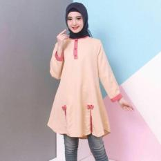Harga Dnd Baju Atasan Muslim Wanita Blous Jumbo Baju Tunik Baju Muslim Blus Muslim Baju Fashion Tunik Baju Fashion Muslimah Baju Fashion Wanita Yang Murah