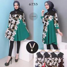 Harga Dnd Baju Atasan Muslim Wanita Blouse Jumbo Baju Tunik Baju Muslim Blus Muslim Baju Muslimah Baju Jumbo Tunik Muslimah Tunik Wanita Baju Atasan Muslimah Indonesia