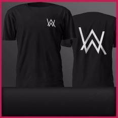 Jual Beli Do More Store Kaos Alan Walker Front Back White Black Premium Baru Dki Jakarta