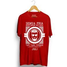 Beli Do More Store Kaos Distro Pria Terbaik Lahir Juli White Premium Di Dki Jakarta