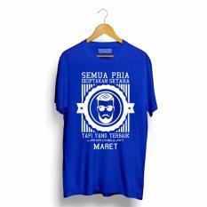 Beli Do More Store Kaos Distro Pria Terbaik Lahir Maret White Premium Kredit Dki Jakarta