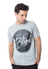 Harga Docdenim Men B G Tshirt Slim Comfort Fit Grey Docdenim Online